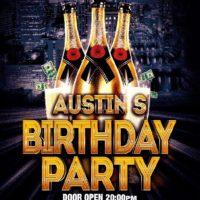 Austin's Birthday Party