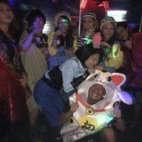 2018,Halloween Party